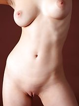 shaved pussy,